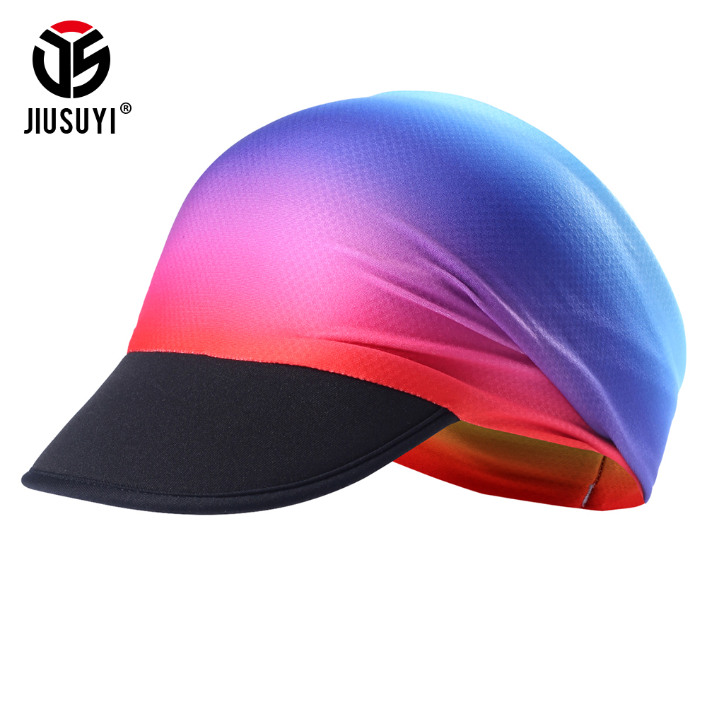 Soft Brim Sun Visor Hat Lightweight Neck Gaiter Face Mask Scarf Yoga Headband Multifunctional Foldable Beach Vacation Tour Cap
