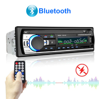 1PC Car Radio Bluetooth Handsfree For Phone For Pioneer Car Multimedia MP3 Player 60wx4 Auto Subwoofer Iso Electronics For Auto