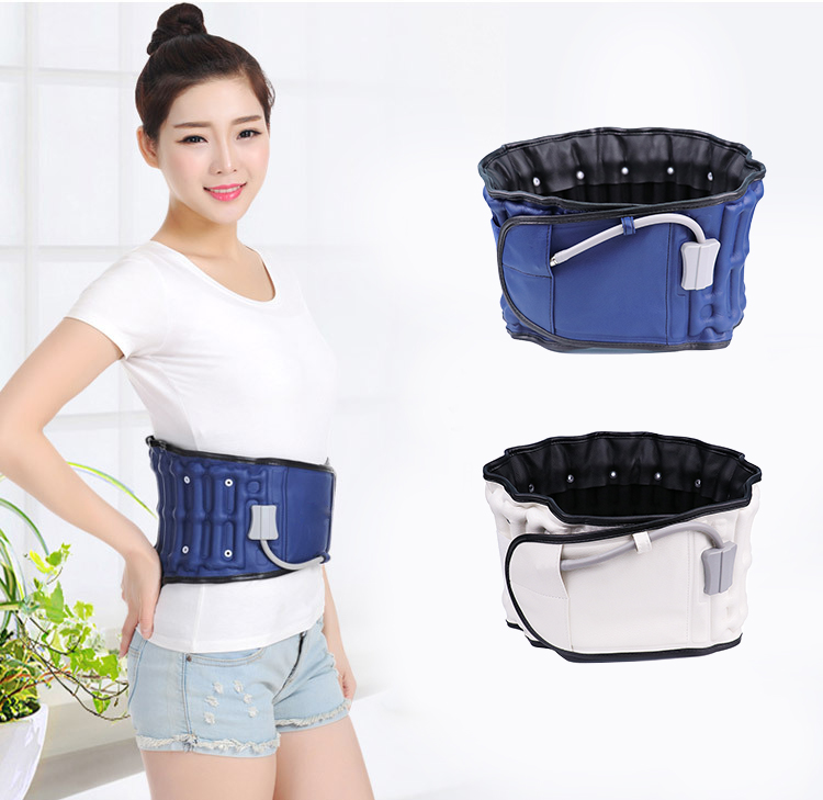 Back Relief Belt Waist Inflatable Brace Support Belt Lumbar traction backach Waist Brace Pain Release Massager Health Care treatment injury keep warm prevention men health care waist belt function lumbar brace