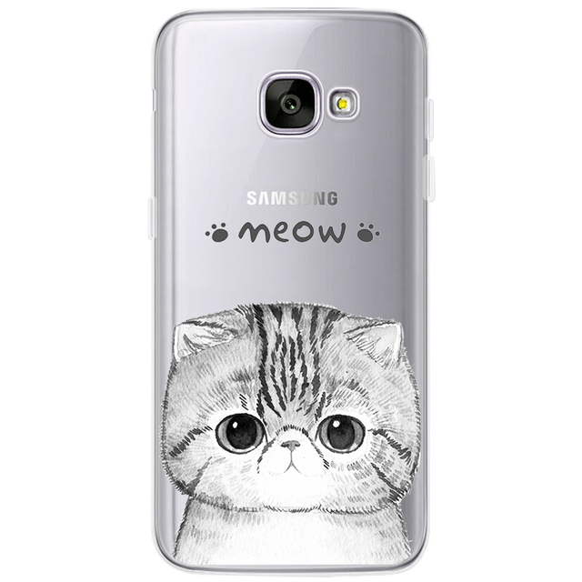 Cute Cat Cases for Samsung