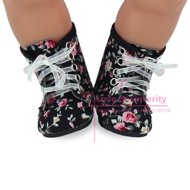 Fashion Shoes Fit For 43cm   Doll 17 Inch Reborn Dolls Dolls Accessories