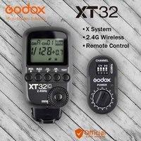 Godox XT32C 2 4G Wireless HSS Flash Trigger Transmitter Trigger For Canon 7D 6D 1DX X1C