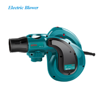 220V Electric Air Blower 650W Computer Dust Blowing Cleaner Autocar House Air Cleaning Blower Machine Dust Collector B5 2.8