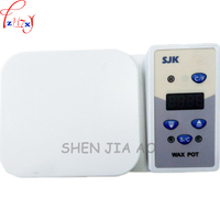 Dental Laboratory Wax Wax Heater Four Slot Melting Machine Digital Four Slot Melting Machine 110-240V 1PC