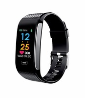New Fitness Tracker R18 Smart Bracelet Real time Heart Rate Monitor down to sec Charging 2 hours Useing 1 weeks waterproof watch