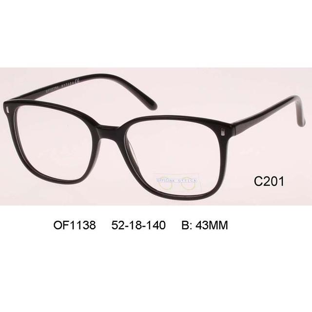 Novo das mulheres vidros ópticos quadro óculos óculos frames oculos de grau Quadrado clássico de negócio masculino quadros lentes opticos