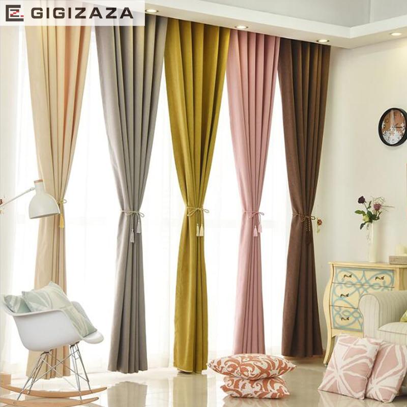 GIGIZAZA Yumuşak Dokunmatik Katı Rayon Pamuk Panjur Kahverengi Gri - Ev Tekstili