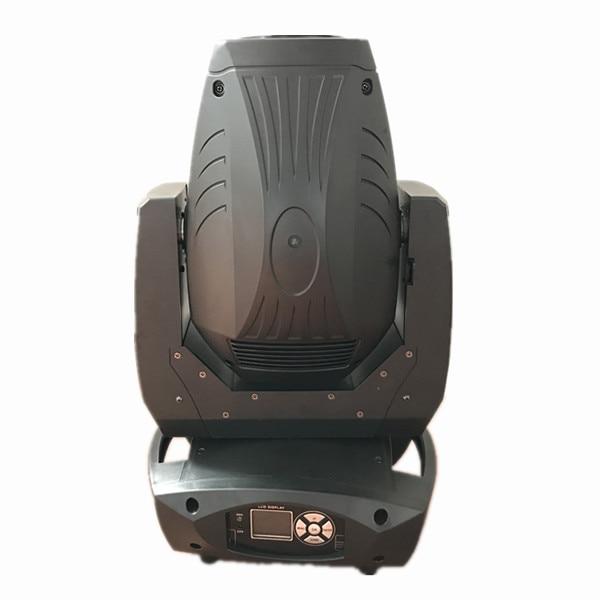 Новинка 2018 dj оборудование led 200 Вт RGBW Луч движущаяся голова мыть пятно диско свет с двойной gobo колеса зум эффект с футляром