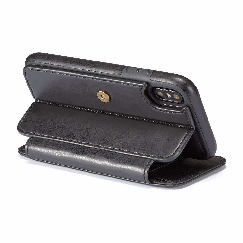 sports shoes da75a 9d77a US $25.0 |I8 leather case,Superior quality Fashion Wallet phone shell cover  for iphone 8 8 plus iphoneX leather case shell-in Phone Pouch from ...