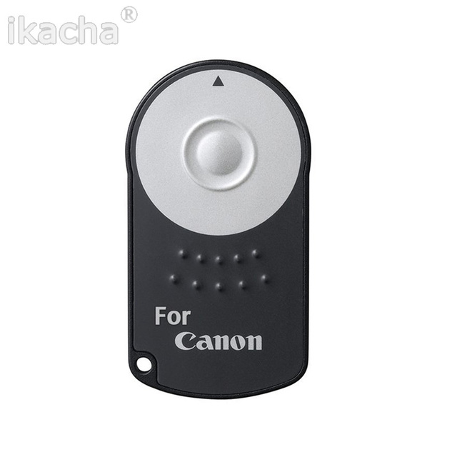Camera wireless IR Remote Control RC-6 For CANON 600D 650D 450D 500D 550D 750D 5D 6D 7D 4
