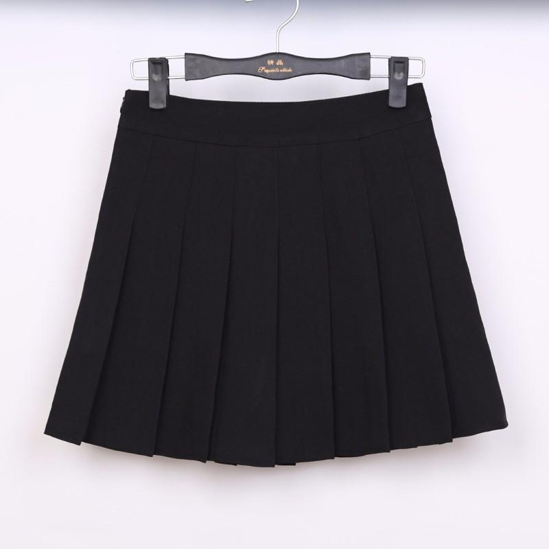 pleated skirt 16