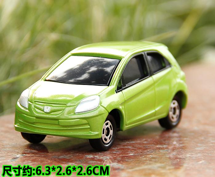 Mini Tomy Brand Tomica Cars Diecast Honda Brio Car Models Rc Car