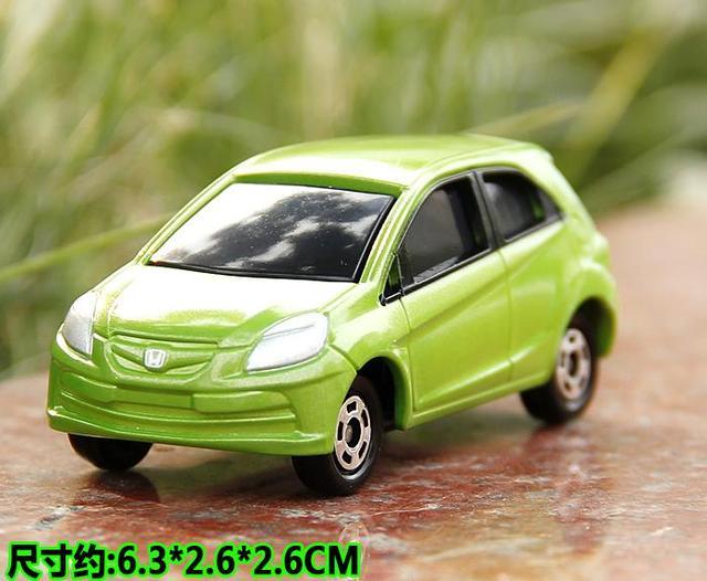 Mini Tomy Brand Tomica Cars Diecast Honda Brio Car Models Rc Car