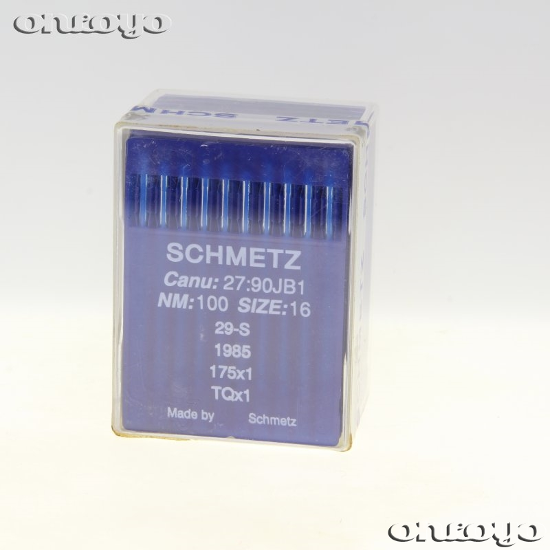 TQ 1 100 original Schmetz needle for industrial button sewing machine TQX1 175X1 1985 29 S