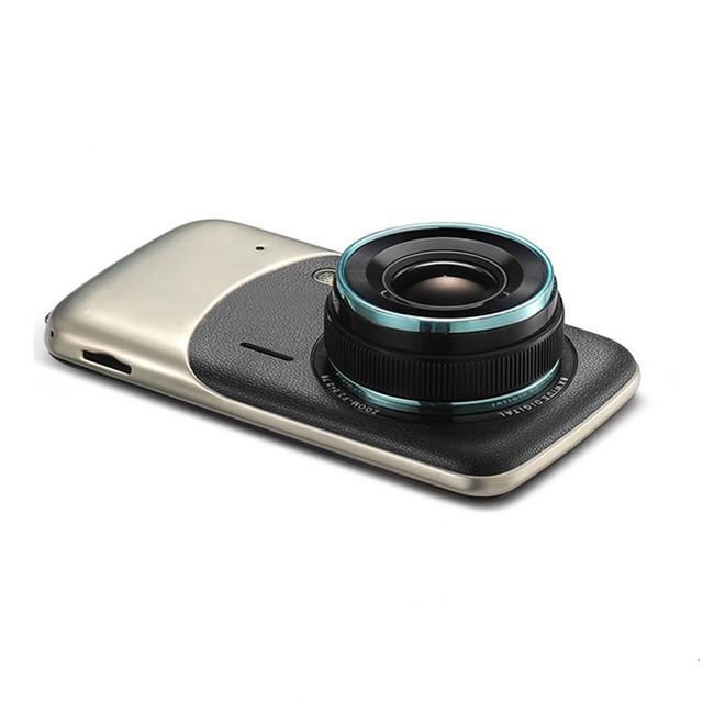 Mini Car DVR Dual Lens Video Recorder Parking Car Camera Full HD 1080P WDR Dash Cam Night Vision Auto Black Box