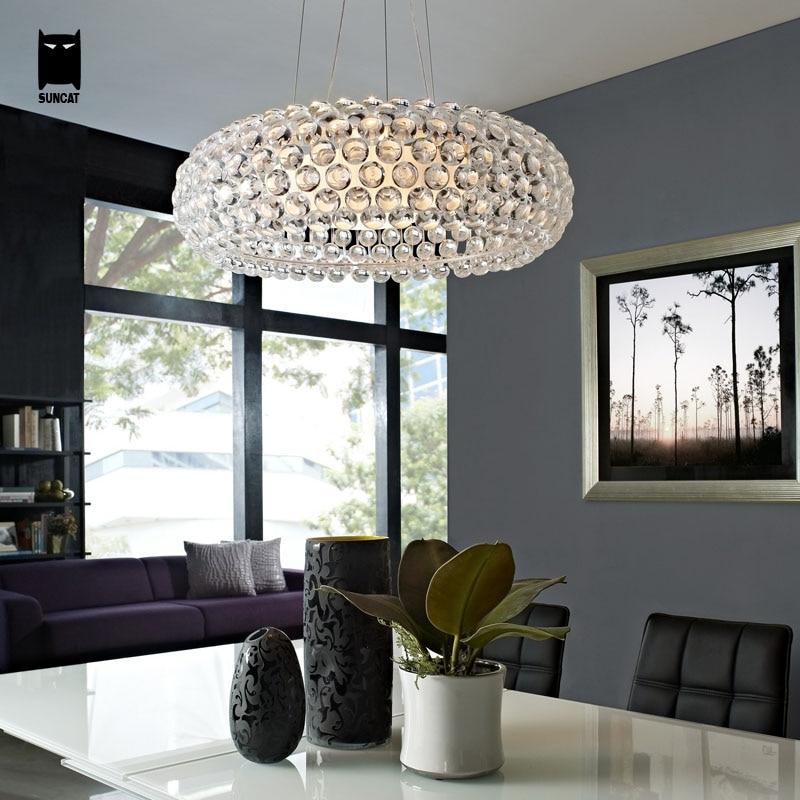 35/50/65cm Caboche Ball Pendant Light Cord Fixture Modern Round Hanging Lamp Lustre Avize Luminaria Design Dining Table Room недорого