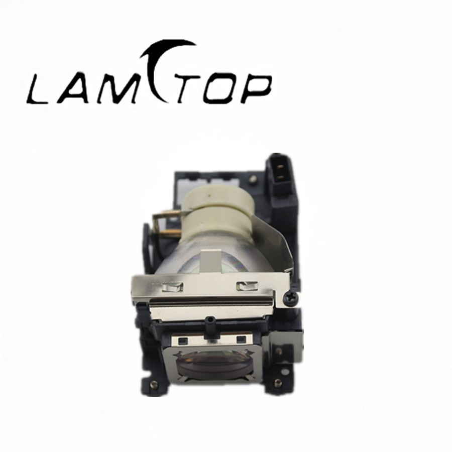 FREE SHIPPING   LAMTOP  projector lamp with housing  for 180 days warranty   POA-LMP132  for   PLC-XE33/PLC-XR201 free shipping original projector lamp for sanyo plc xt35l with housing