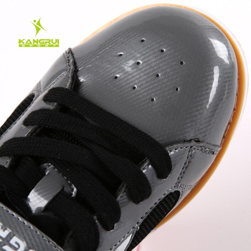 Chaussures d'haltérophilie professionnelles de haute qualité Kangrui Squat formation en cuir antidérapant chaussures de musculation - 4