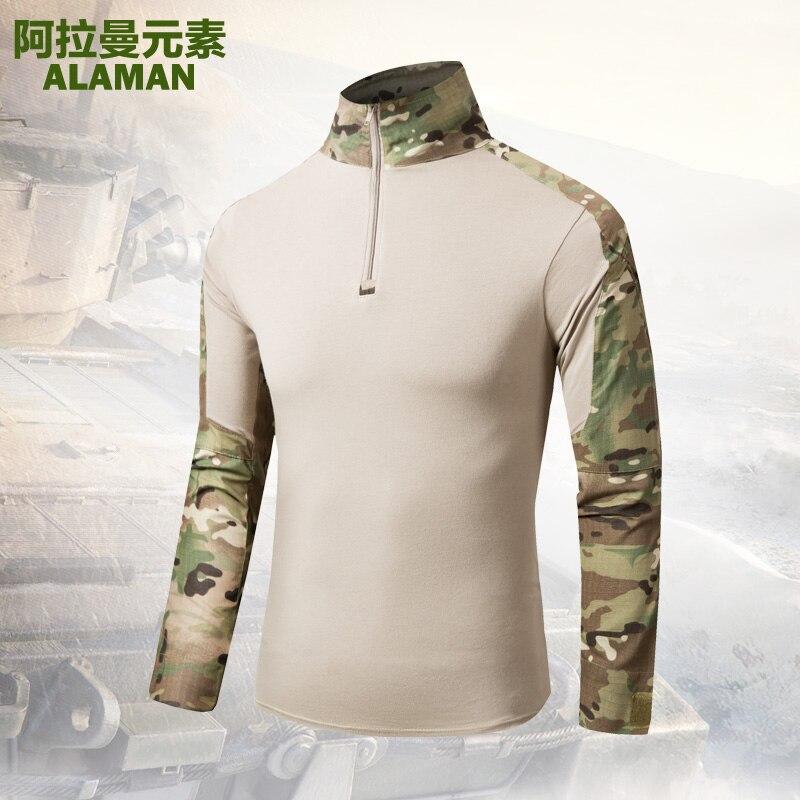 Hommes Python lignes Airsoft armée militaire uniforme tactique marine joint Combat grenouille costume avec genouillères Ghillie costumes costume de chasse