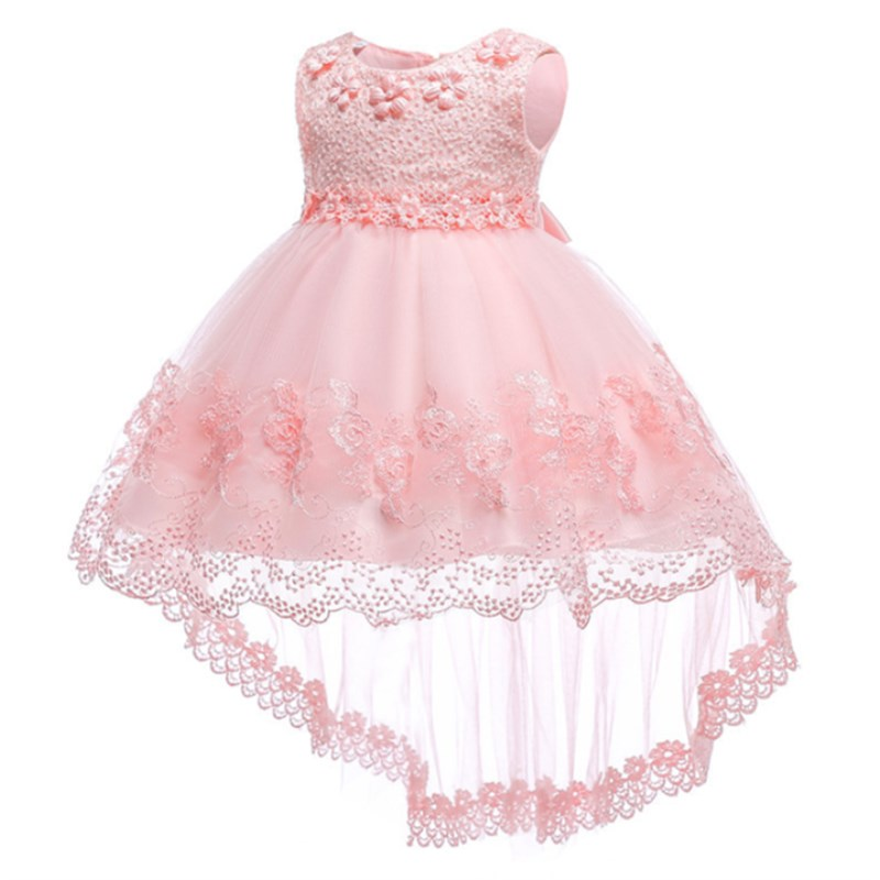 Baby Girl 1 Year Birthday Dress Formal Petals Tulle Toddler Girl Christening Dress Infant Princess Party Dresses For Girls 0 2 Y-in Dresses from Mother & Kids on Aliexpress.com | Alibaba Group