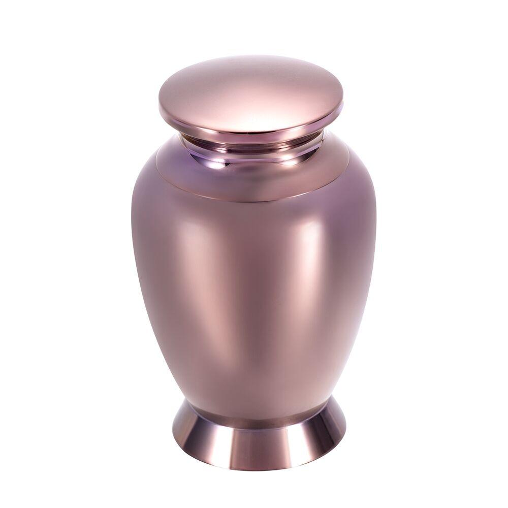 IJU001 Large Funeral Urn Engravable Human/Pet Stainless Steel Cremation Ashes Keepsake Urn Dog/Cat Cremains Memorial Ash Urn