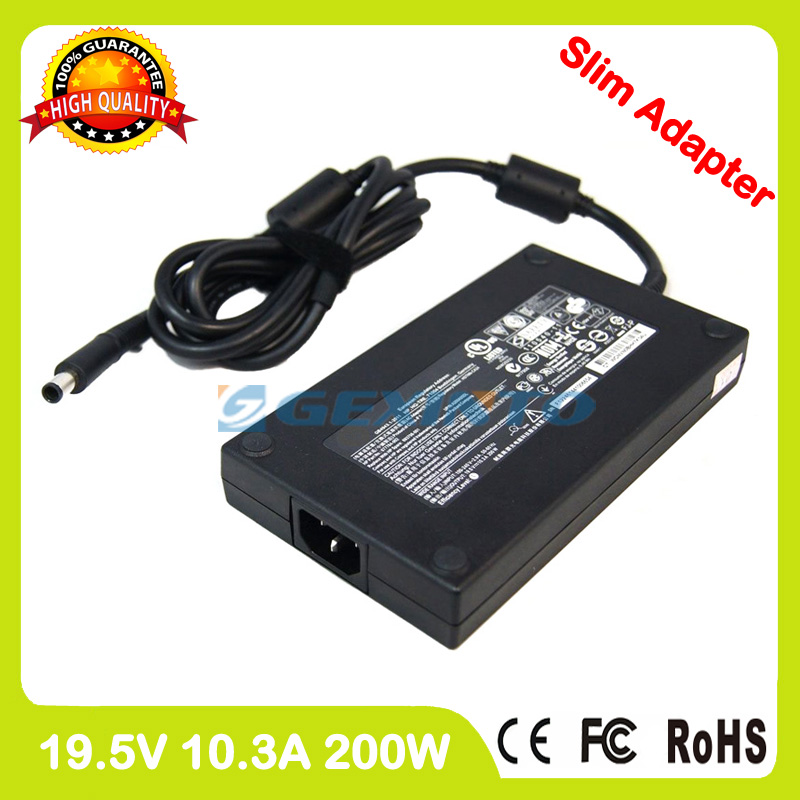 HSTNN-CA16 19.5V 10.3A laptop ac adapter power charger 677764-003 645154-001 for HP EliteBook 8560w 8570w Mobile Workstation image