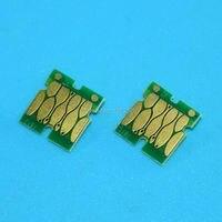 50610 T6881 T6882 T6883 T6884 Auto reset chips permanente Para Epson Surecolor S30610 S50610 SC Impressoras reset chip Do Cartucho de tinta