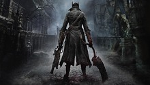 Bloodborne Art Silk Fabric Poster Print  Game Hunter Picture for Living Room Wall Decoration Stickers 50X90Cm