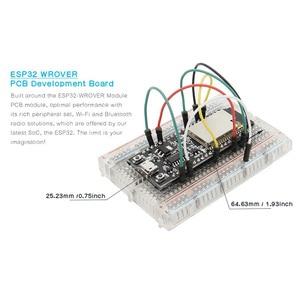 Image 5 - ESP32 WROVER Hội Đồng Phát Triển với 8 MB PSRAM WiFi + Bluetooth Tiêu Thụ Điện Năng Thấp Lõi Kép ESP32