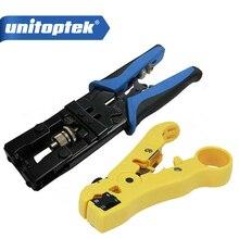 Инструмент для установки камеры видеонаблюдения, компрессионный инструмент для типа F/BNC/RCA/62/6/59/(3C/4C/5C) и набор инструментов для зачистки каб...