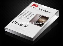 Soporte de etiqueta de precio acrílica para teléfono, soporte de exhibición para cámara de teléfono móvil, MP4, tableta, tienda minorista, precio de seguridad, 10 Uds.