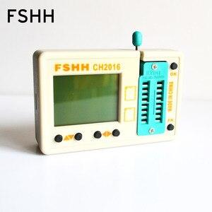 Image 3 - Série de données FALSH dédiée! programmeur CH2016 + adaptateur SOP8 208mil pour puce FLASH de données 45DB161 45DB041
