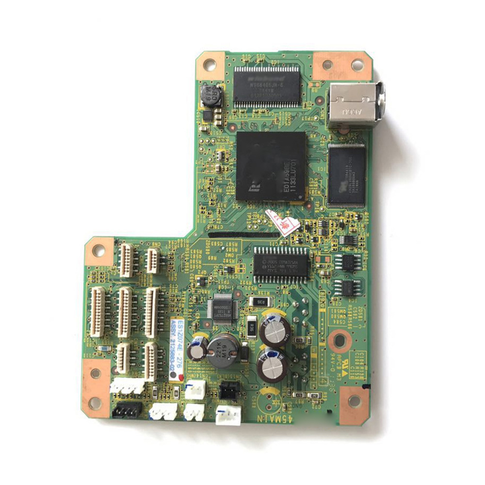 Original Main Board Mainboard Monther Board For Epson T50 материнская плата для принтера epson epson t50 t50 board a50 interface board p50 motherboard also has original teardown epson t50 t50 a50 p50