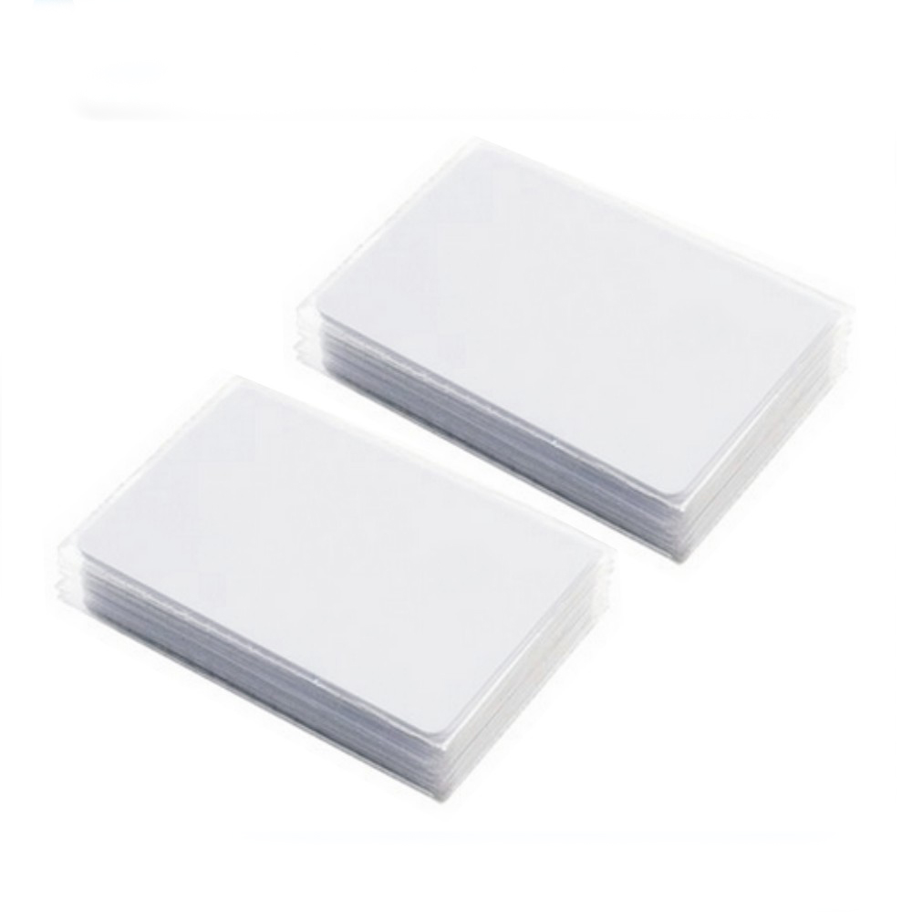 100pcs 860-960 MHZ UHF RFID IC Card/ ISO18000-6C/ Rewrite/ 85X54mm