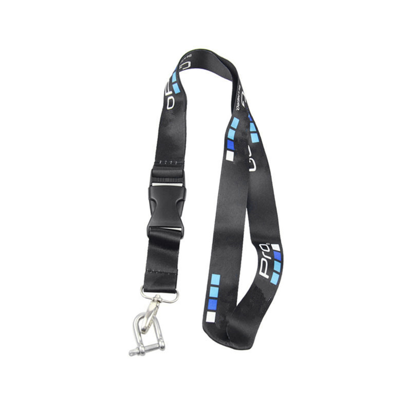 Rope for Gopro hero 8 7 6 5 Sjcam Neck Strap lanyard with Quick release Buckle for Gopro h9 DJI Action Sports Camera Accessories-in Sports Camcorder Cases from Consumer Electronics