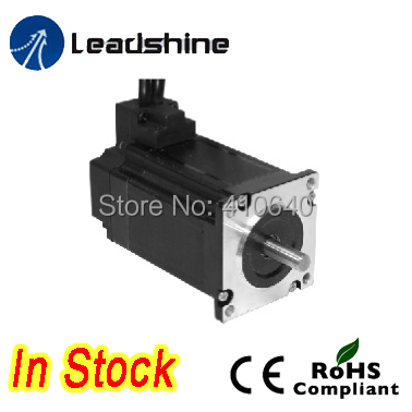 Leadshine Stepper motor 57HS20-EC 1.8 degree 2 Phase NEMA 23 with encoder 1000 line and 1.0 N.m torque 5 feet encoder [ with stepper 16 00 ]
