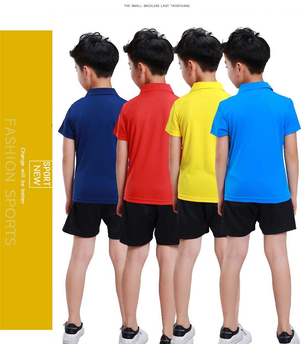compridas roupas de Poliéster Shorts Crianças Grandes