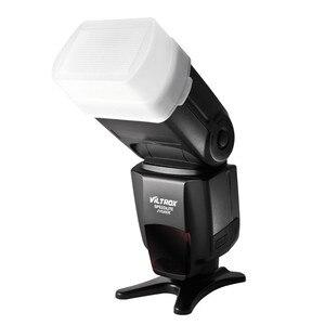 Image 2 - Viltrox Flash JY 680C de alta velocidad para E TTL LCD, para Canon EOS t5i t4i t3i 700D 650D 600D 1100D 550D 400D, Envío Gratis