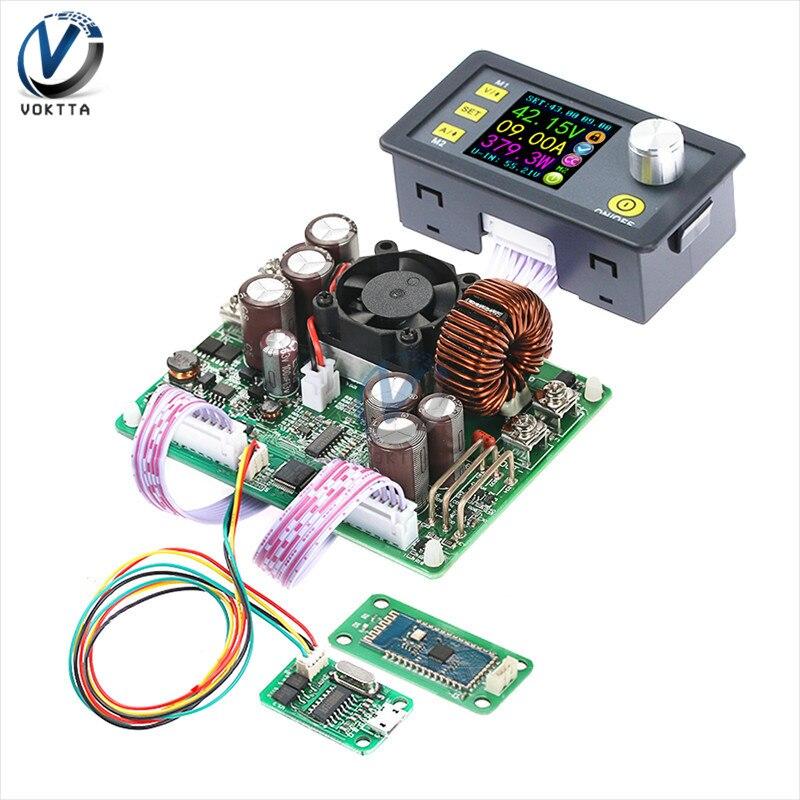 DPS5020 LCD Voltmeter 50V 20A Current Voltage Tester Step-down Programmable Power Supply Module Regulator Converter