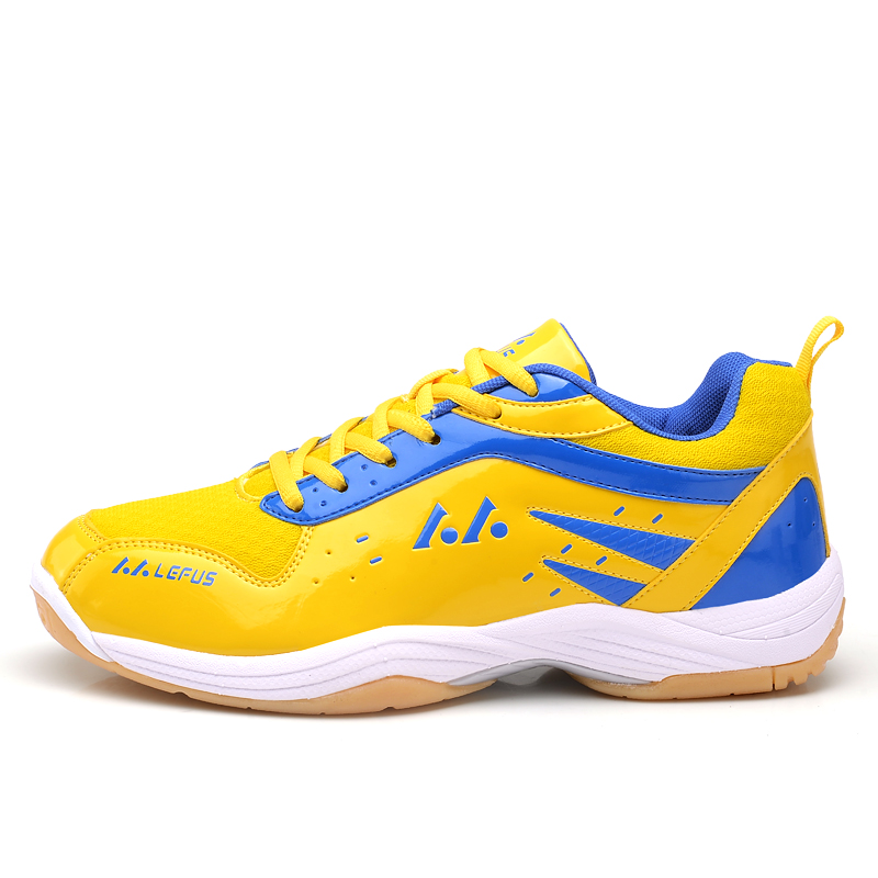 2018 mens breathable light badminton shoes anti-skid wear-absorbing sweat absorption sports training shoes badminton shoes