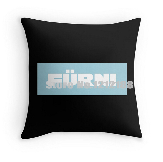 Free Shipping FURNI Fight Club Decorative Pillow Case 40 40 40 40 Unique 24 Inch Decorative Pillows