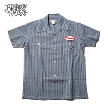 Bronson Vintage Motorcycle Club Short Sleeve Shirts 1940s Mens Casual T Shirts