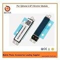 10 unids/lote nueva alta calidad de la vibración del vibrador silencioso motor de piezas de repuesto del módulo para el iphone 6 6g 4.7 ''buzzer envío gratis