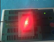 SMD 0.2 inch Digital Tube Common Cathode /Anode1 Bit 7 Segment red LED Display Plastic Metal (Nixie tube)