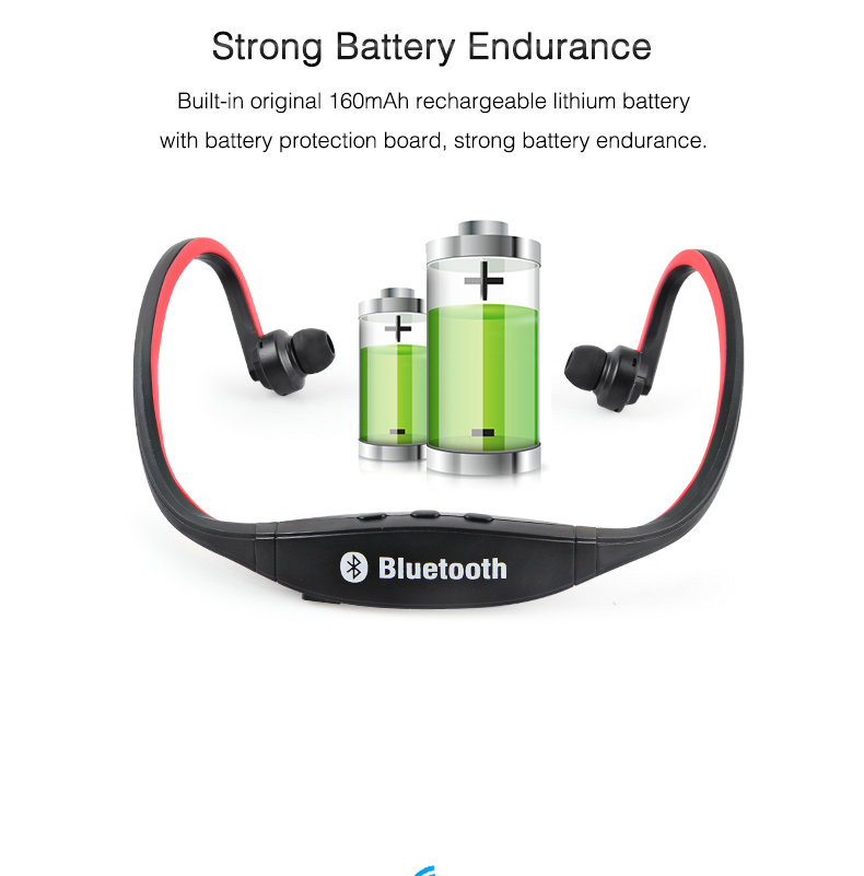 Wireless Bluetooth Earphones with Microphone Neckband Headphones for Mobile Phone Sweatproof Bluetooth Headset for Xiaomi iPhone (7)