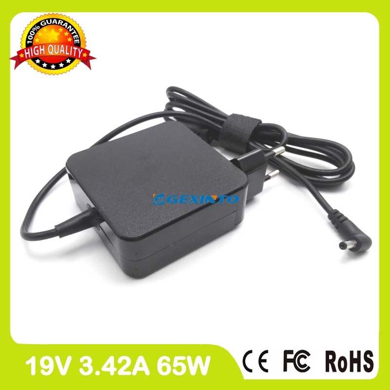 19 V 3.42A AC adaptador cargador portátil para Asus Transformer ...