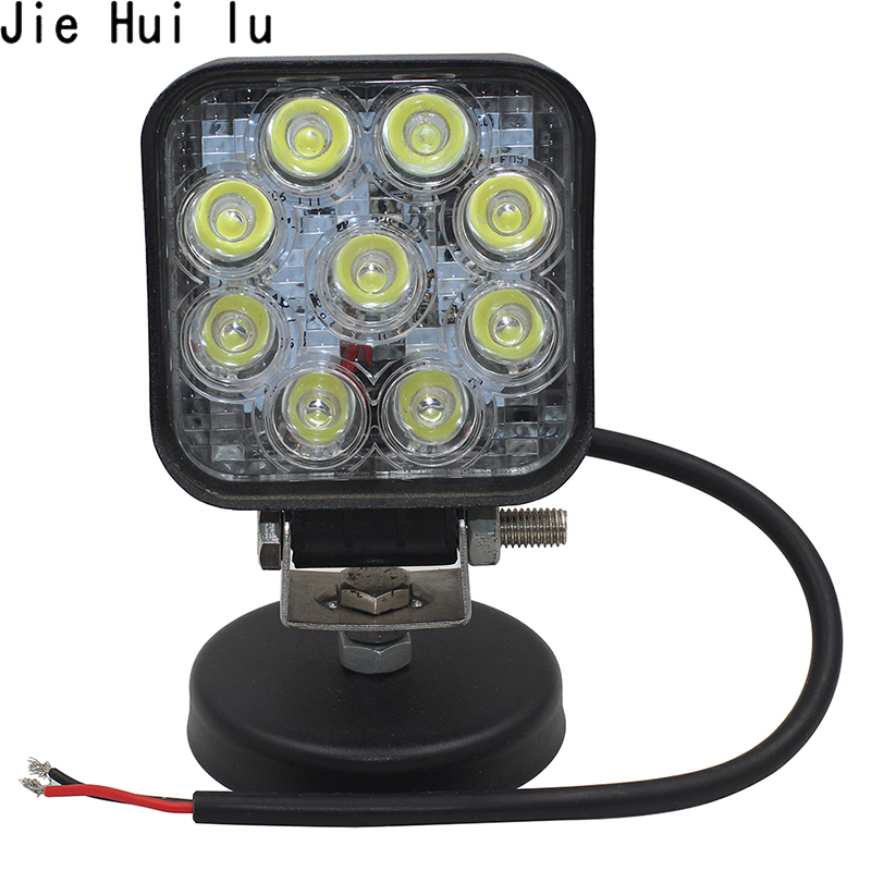 1PC 900LM Mini 12W Car LED WORK Light Bar as Worklight/ Flood / Spot off road for Vehicle SUV ATV J20