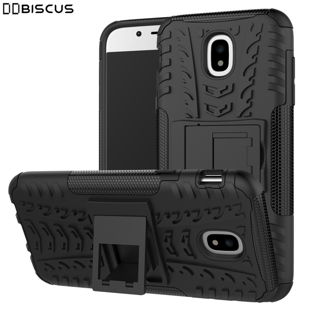 buy online 7e582 cd2ee US $2.48 11% OFF|For Samsung Galaxy J5 2017 Pro J530F SM J530FM SM J530F/DS  SM J530F Case Hard PC Plastic Hybrid Soft Silicone Armor Stand Cover-in ...