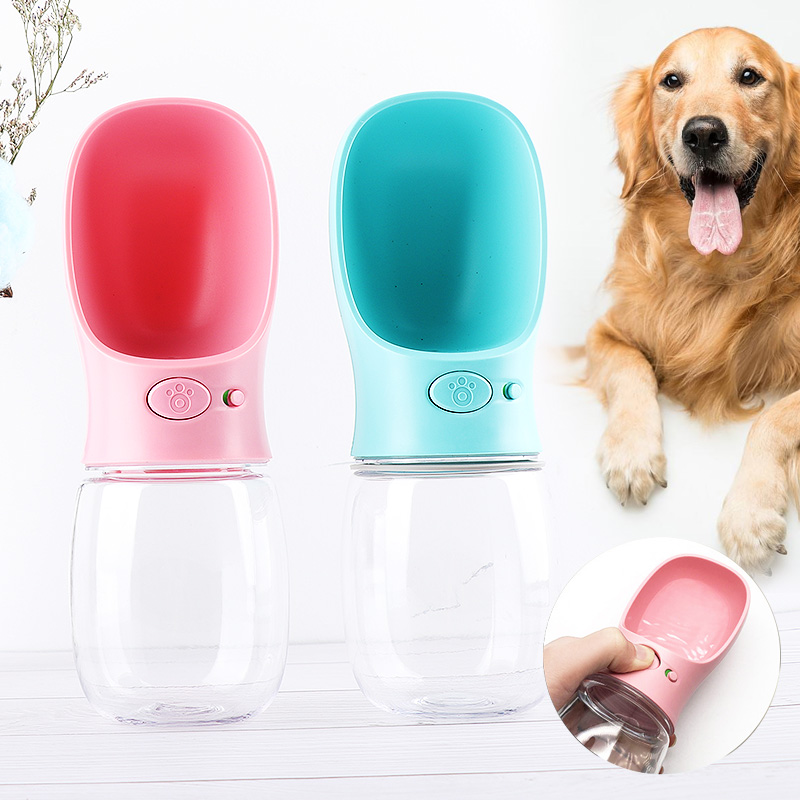 Portable Pet Dog Water Bottle For Small Large Dogs Travel Puppy Cat Drinking Bowl Outdoor Dispenser Feeder Product