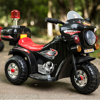 Free shipping The New Children Electric Motorcycle Tricycle Baby Stroller With Alarme Music Toy Car